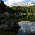 Carezza Lake by pljvv