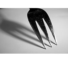 The big fork Photographic Print