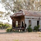 Lemnos Shearers Shed, Condobolin NSW by daniwillis