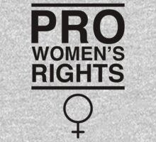 Pro-Women's Rights by feministshirts