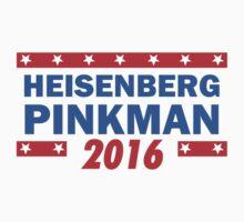 Heisenberg Pinkman 2016 by teesupply