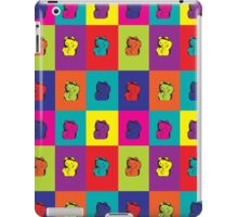 Maneki Neko Kitty Rainbow Pop Art iPad Case/Skin