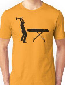Ironing Sucks Unisex T-Shirt
