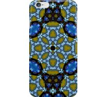 Modern colorful pattern iPhone Case/Skin
