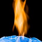 Cold as Ice and Hot as Fire by Andy Brooks