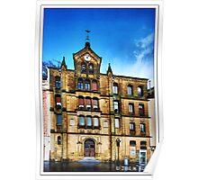 San Sebastian - Donostia. Capilla de San Pedro Apostol. Poster