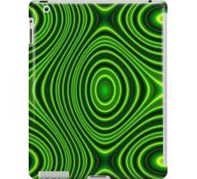 Trendy abstract pattern iPad Case/Skin