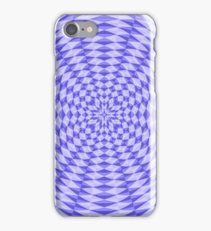 Multicolored circle abstract pattern iPhone Case/Skin