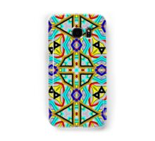 Abstract modern colorful pattern Samsung Galaxy Case/Skin