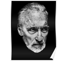 Sir Christopher Lee Tribute Poster