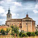 Dosbarrios (Toledo). Iglesia de Santo Tomás de Cantuariense. by josemazcona