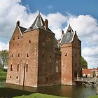 Castles of the Netherlands II by theBFG