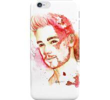 Liam P in color  iPhone Case/Skin