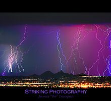 Striking Photography Fine Art Poster by Bo Insogna