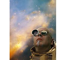 Art Gecko- Space Cadet Photographic Print