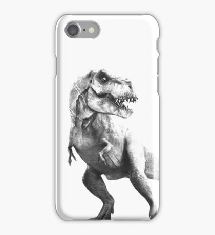 Tyrant Lizard King iPhone Case/Skin