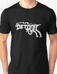 Detroit Smoking Gun T-Shirt