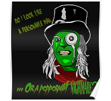The Hitcher - Peppermint Nightmare. Poster