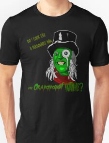 The Hitcher - Peppermint Nightmare. T-Shirt