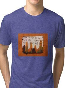 That First Day  Tri-blend T-Shirt