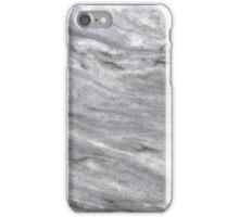 Gray Marbling iPhone Case/Skin