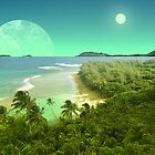 Pele's Paradise - Island in the Sun by AlienVisitor