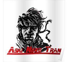 Metal Gear Sai Branded Poster