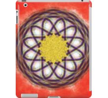 Unique colorful pattern iPad Case/Skin