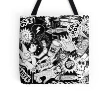 Even Higher ART Tote Bag