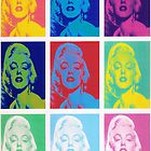 Marilyn poster by bshep