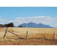 Stirling Ranges landscape, WA Photographic Print
