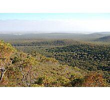 Australian landscape, Stirling Ranges WA Photographic Print