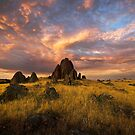 Sky Pinnacle by David Haworth