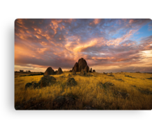 Sky Pinnacle Canvas Print