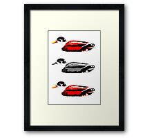 The Ugly Duckling? Framed Print