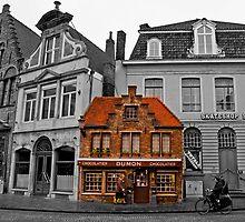 Petit Dumon - Bruges, Belgium by rjhphoto