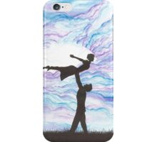 Love Takes Flight iPhone Case/Skin