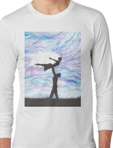 Love Takes Flight Long Sleeve T-Shirt
