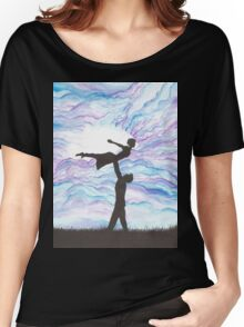 Love Takes Flight Women's Relaxed Fit T-Shirt