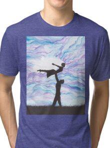 Love Takes Flight Tri-blend T-Shirt