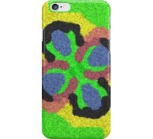 Colorful abstract patten iPhone Case/Skin