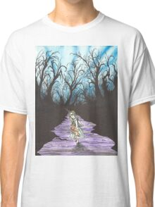 Alice on the Run Classic T-Shirt