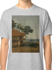 a colourful Brazil landscape Classic T-Shirt