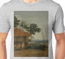 a colourful Brazil landscape Unisex T-Shirt