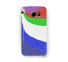 Colorful random pattern Samsung Galaxy Case/Skin