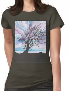 The Fall of Eden Womens Fitted T-Shirt