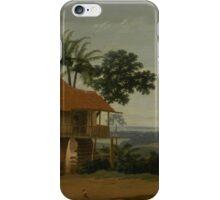 a colourful Brazil landscape iPhone Case/Skin