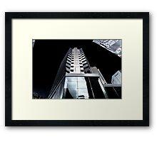 Matrix? - Sydney Summer Framed Print