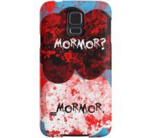 Mormor? Mormor. Sebastian Moran&Jim Moriarty Samsung Galaxy Case/Skin