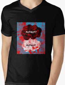 Mormor? Mormor. Sebastian Moran&Jim Moriarty Mens V-Neck T-Shirt